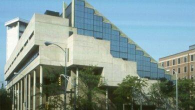 پاورپوینت بررسی نمونه موردی دانشکده معماری هاروارد