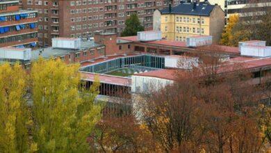 پاورپوینت بررسی نمونه موردی دانشکده معماری اسلو نروژ